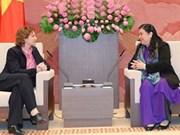 德国自由民主党秘书长:德方支持促进越德合作关系日益向前迈进