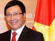 越南副总理兼外长范平明:东盟与越南的融合是一个互惠互利的过程