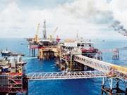 2015年越俄石油联营企业的石油开采量达520万吨