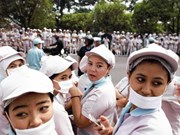 印尼充分挖掘劳动力优势 迈向东盟经济共同体