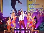 2015年中越歌曲演唱大赛在河内举行