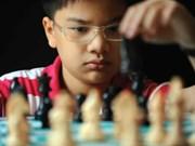东南亚国际象棋锦标赛:越南选手阮英魁和阮氏梅兴夺冠