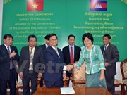 越南向柬埔寨赠送一批戒毒药品