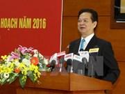 阮晋勇总理:集中完善农业与农村相关法律机制 促进农业与农村发展