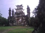 北宁省羸娄古城考古初步结果公布