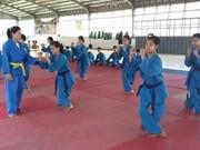 缅甸将越南武术列入两所国家体育学院的教学课程