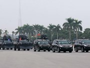 公安部与国防部加强配合  维护国家安全和社会秩序安全