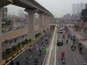 河内市最先进的两条隧道正式通车