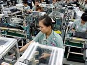 2015年越南共有23类商品出口额超过10亿美元