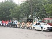 2016交通安全年在河内启动