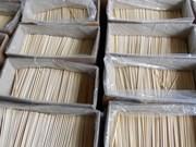 越南卫生部食品安全局:越南10种方便筷不含有毒物质