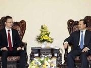 匈牙利外交与对外经济部长:希望匈越关系成为欧盟与东盟关系的支柱