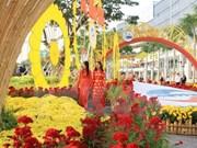 2016丙申春节:河内市将在9个地方举办春节年货展销会