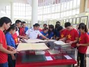 """黄沙与长沙归属越南:历史证据与法律依据""""地图资料展在谅山省举行"""