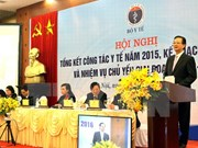 阮晋勇总理:越南卫生部应建立医德好、医术精、医风正的医师队伍