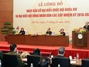 越南国会和各级人民议会换届选举将于5月22日举行