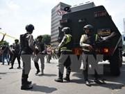 雅加达连环爆炸袭击事件:警方确认嫌疑人身份
