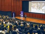2016年企业与青年论坛在河内举行