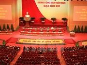 国际媒体强调了越共十二大的重大意义