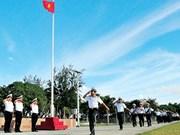 长沙岛上军民坚定对党的信任