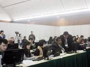 近150名外媒记者踊跃报道越共十二大