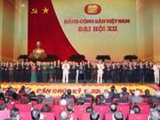 越共十二大:越南向各国驻越外交使团和国际组织代表介绍越共十二大结果