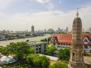 亚太地区最受欢迎旅游目的地东南亚地区占优势
