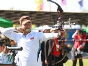 2016年东南亚射箭锦标赛:越南队夺得8枚金牌