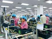 2016年1月上半月越南手机及零配件出口额突破10亿美元
