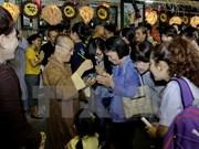 """""""四面八方春节""""佛教与民族文化节在胡志明市举行"""