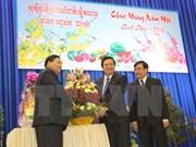 进一步深化越柬两国各省的友好合作关系