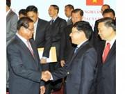 越南与柬埔寨深化友谊加强团结