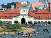 胡志明市一月份经济见起色