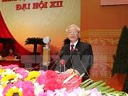 一些国家和政党领导人致电或致函祝贺阮富仲再次当选越共中央总书记