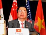 越南工商部部长武辉煌:采取适当措施 充分利用TPP优势