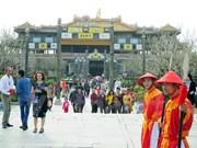 春节期间顺化古都遗迹保护中心向本地居民和国内游客免费开放