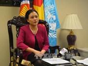 阮芳娥大使:减贫继续是全球最大目标