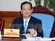 越南政府总理指导制定落实越共十二大决议行动计划