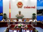 越南政府发布2016年1月例行会议决议