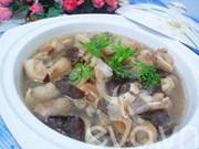 越南人过年时常吃的冻肉