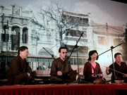 盲人曲——越南别具一格的演唱方式