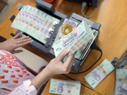2015年河内市国家预算收入达155万亿越盾
