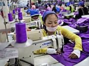出口为2015年越南经济做出贡献