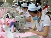 美国企业加大对越南纺织服装业投资力度