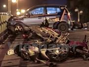 截至2016年春节初四因交通事故死亡人数140人