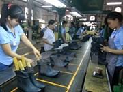 越南皮鞋产业做好原辅料准备以争取各项贸易协定带来的机会