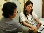 制定适应人口老龄化发展的医疗卫生服务体系