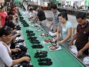 2016年越南力争将鞋类及箱包出口总额达170亿美元
