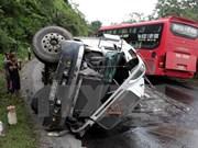 春节假期8天内越南全国因交通死亡人数210人