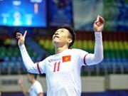 2016年亚洲五人制足球锦标赛:越南队提前晋级八强
